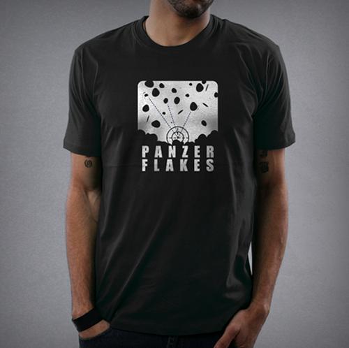 Panzer flakes