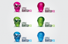 little monster logo 1