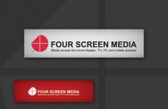 4 Screens logo