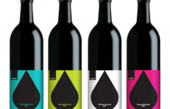 Drink Label droplet