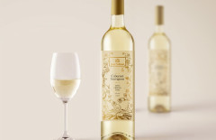 Conte Vallone belo vino